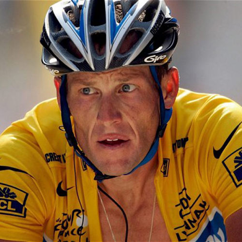 Answer LANCE ARMSTRONG