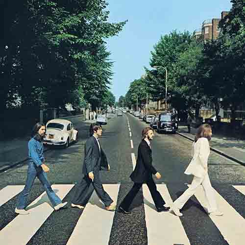 Answer ABBEY ROAD