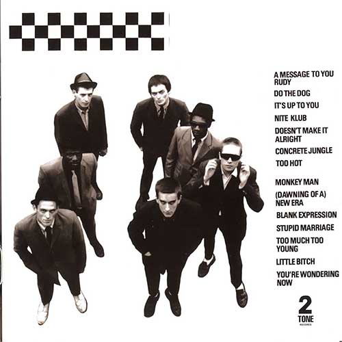 Answer THE SPECIALS