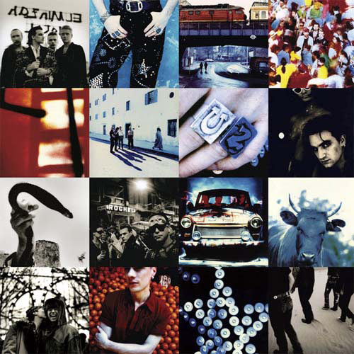 Answer ACHTUNG BABY