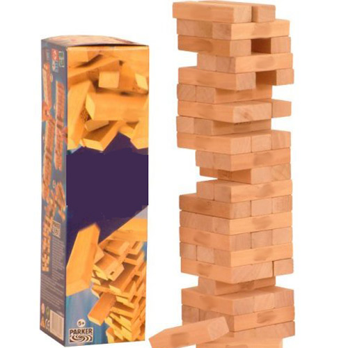 Answer JENGA