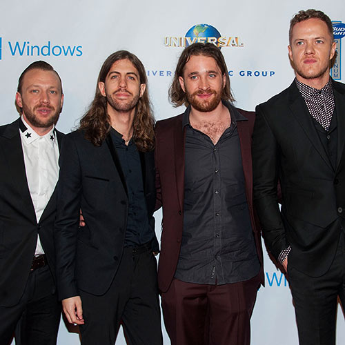 Answer IMAGINE DRAGONS