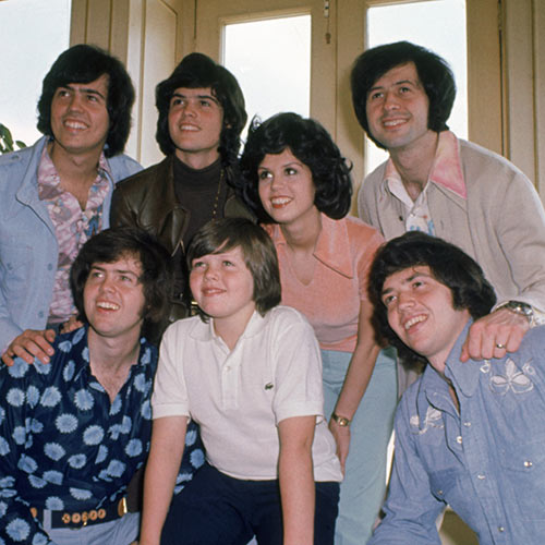 Answer THE OSMONDS