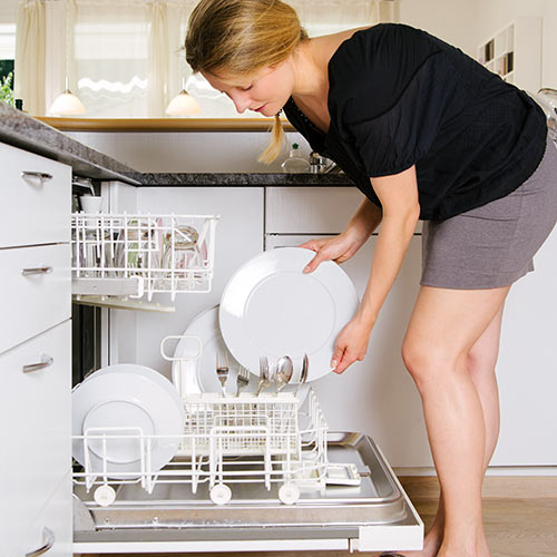 Answer DISHWASHER