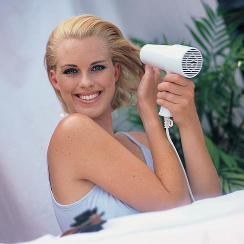 Answer HAIRDRYER