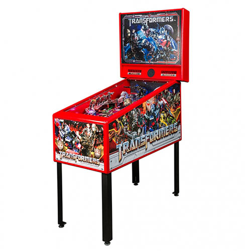 Answer PINBALL MACHINE