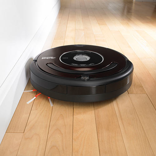 Answer ROOMBA