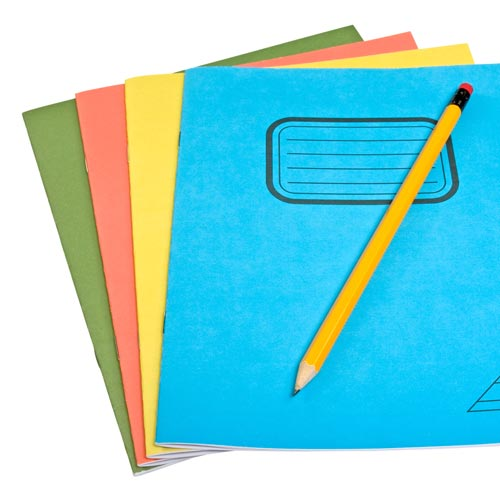 Answer EXERCISE BOOKS