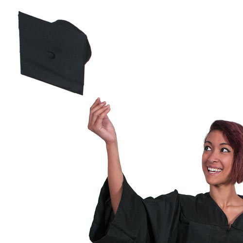 Answer MORTARBOARD