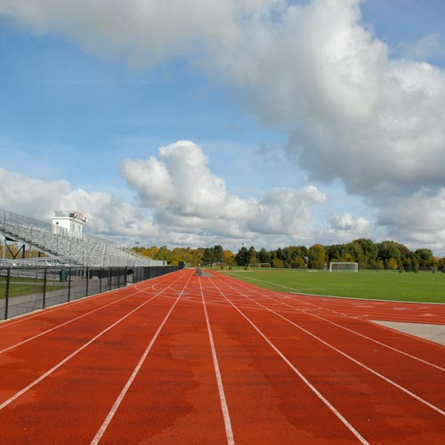 Answer RUNNING TRACK