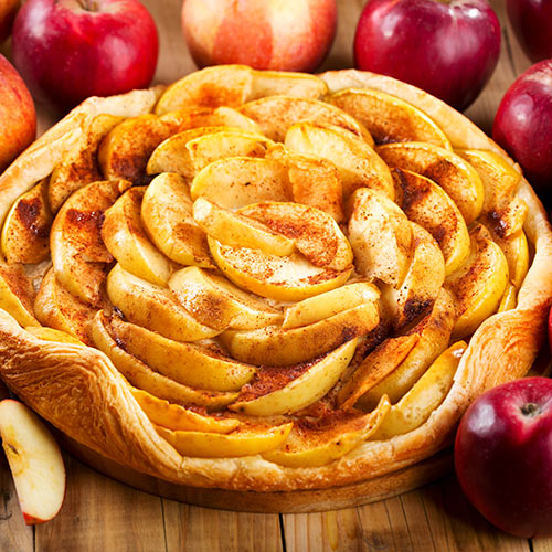 Answer APPLE PIE