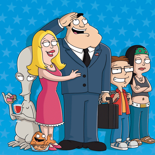 Answer AMERICAN DAD