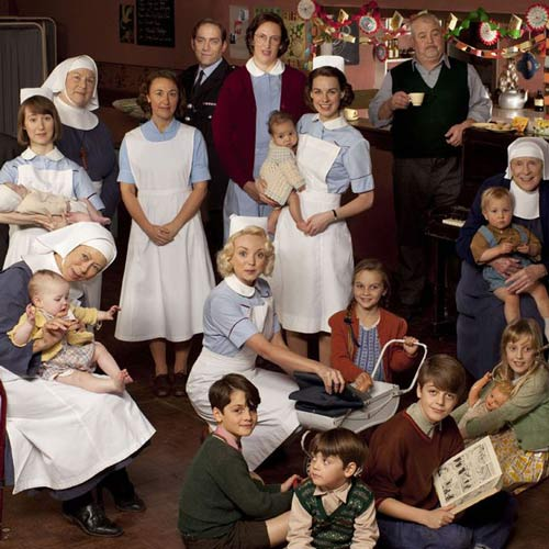 Answer CALL THE MIDWIFE