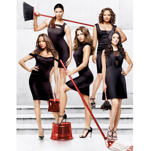 Answer DEVIOUS MAIDS