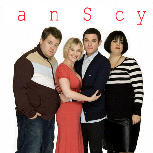 Answer GAVIN AND STACEY