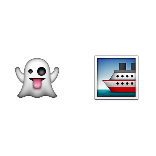 Answer GHOST SHIP