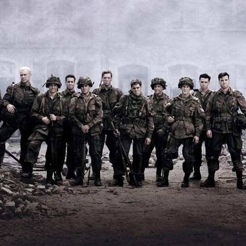 Answer BAND OF BROTHERS