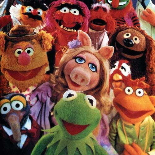 Answer THE MUPPET SHOW