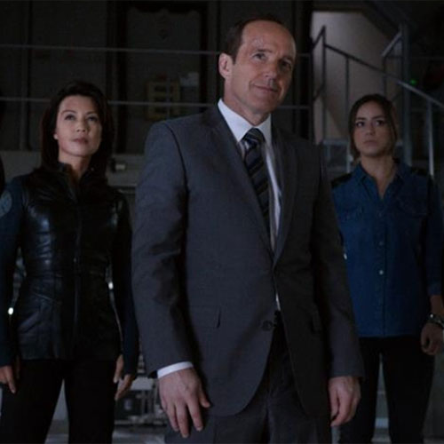 Answer AGENTS OF SHIELD