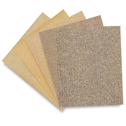 Answer SANDPAPER