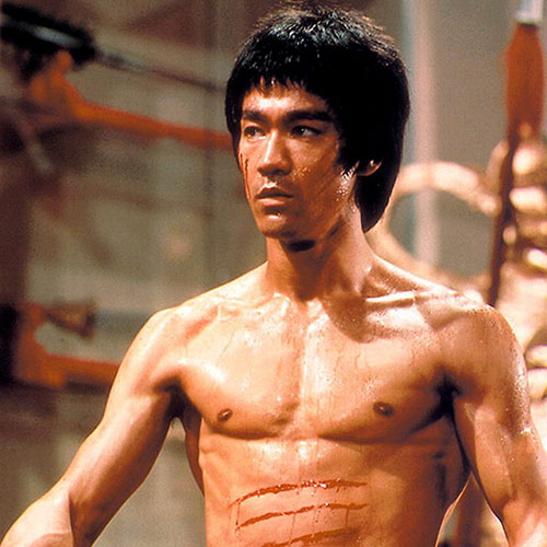 Answer BRUCE LEE