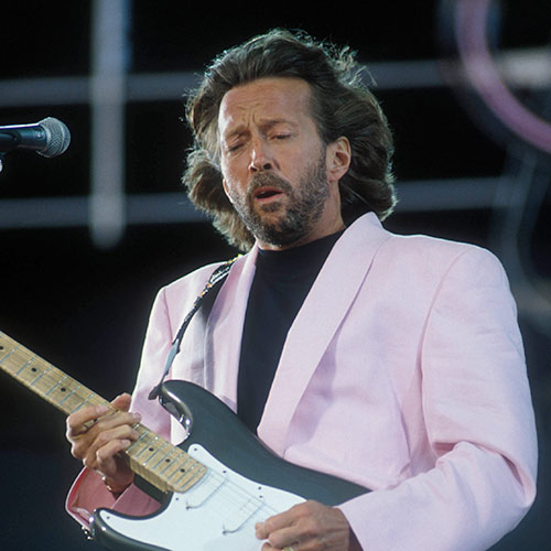 Answer ERIC CLAPTON