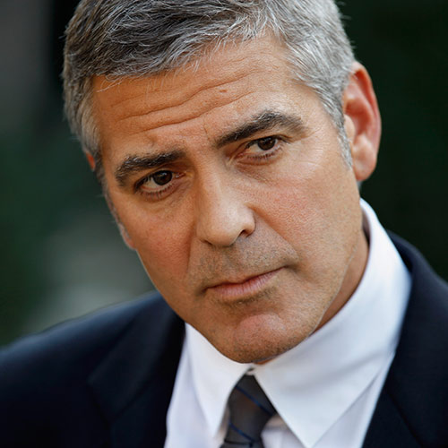 Answer GEORGE CLOONEY