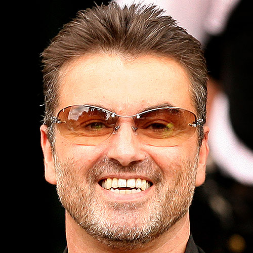 Answer GEORGE MICHAEL
