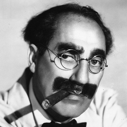 Answer GROUCHO MARX