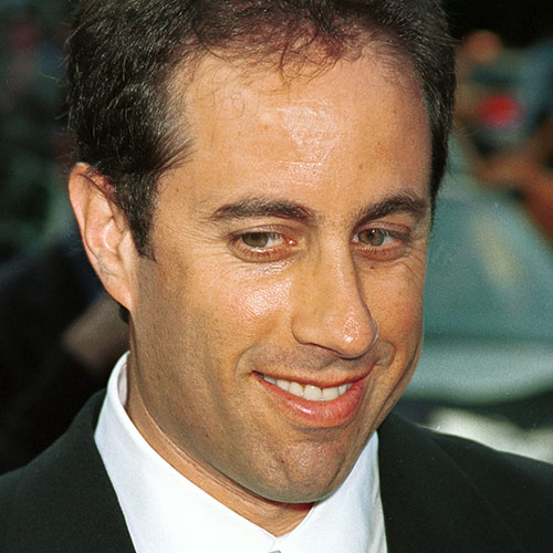 Answer JERRY SEINFELD