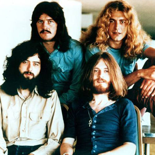 Answer LED ZEPPELIN