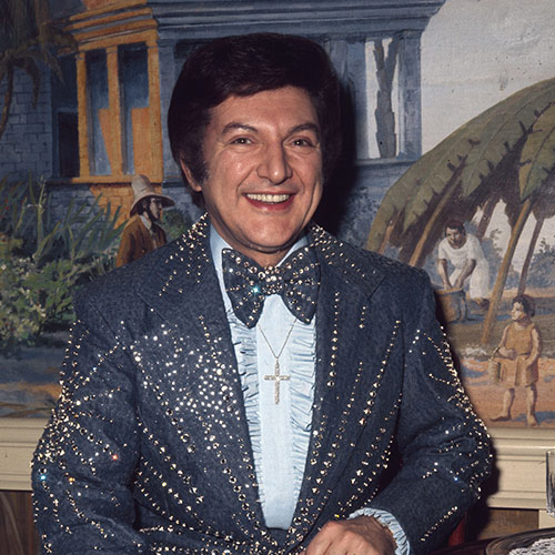 Answer LIBERACE