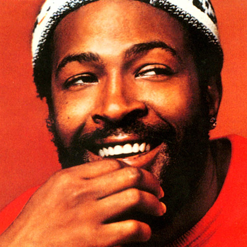 Answer MARVIN GAYE