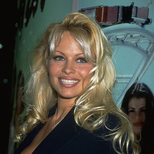 Answer PAMELA ANDERSON