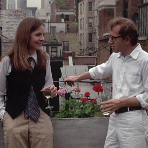 Answer ANNIE HALL