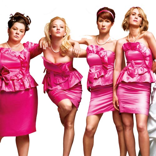 Answer BRIDESMAIDS