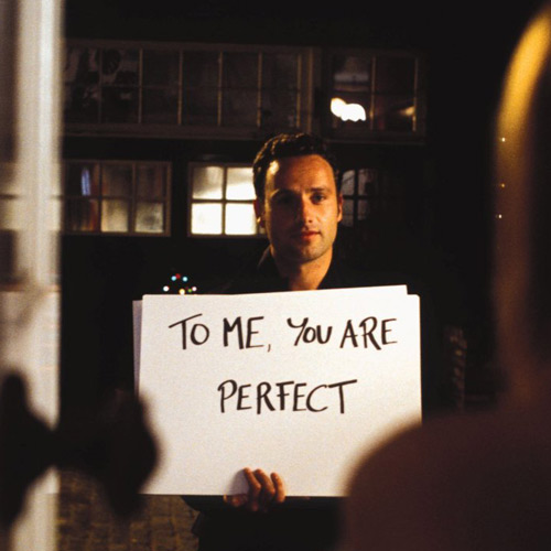 Answer LOVE ACTUALLY