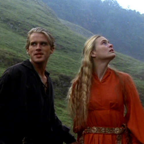 Answer PRINCESS BRIDE