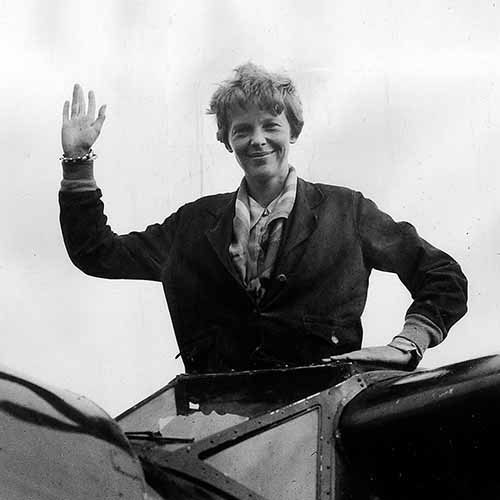 Answer AMELIA EARHART