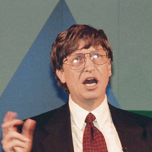 Answer BILL GATES