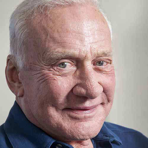 Answer BUZZ ALDRIN