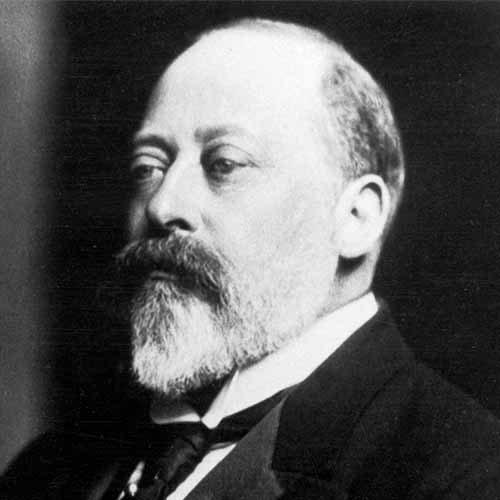 Answer KING EDWARD VII