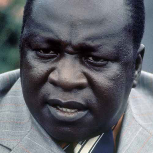Answer IDI AMIN