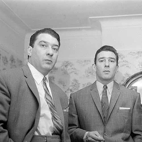 Answer KRAY TWINS