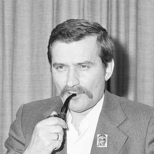 Answer LECH WALESA