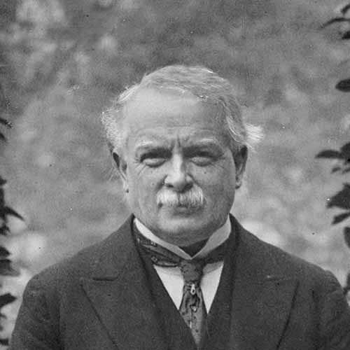 Answer LLOYD GEORGE