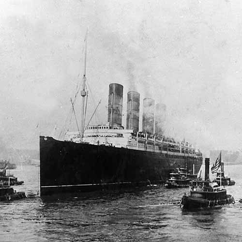 Answer LUSITANIA