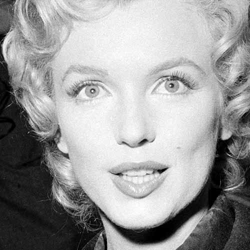 Answer MARILYN MONROE