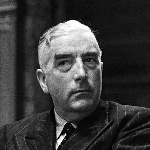 Answer ROBERT MENZIES