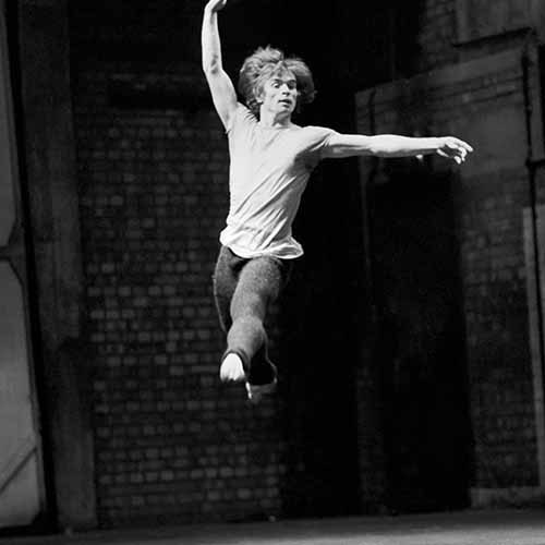 Answer RUDOLF NUREYEV